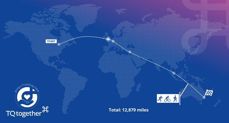 final distance map